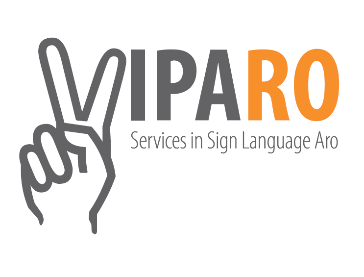 Viparo. Services in Sign Language Aro